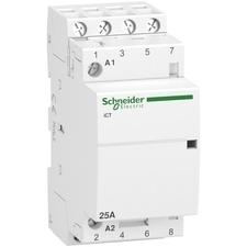 Stykač Schneider Acti 9 iCT A9C20834, 25 A, 230 V, 4 S