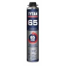 Montážní PU pěna TYTAN 65 870 ml, pistolová