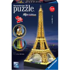 Eiffelova věž (Noční edice) 216 dílků