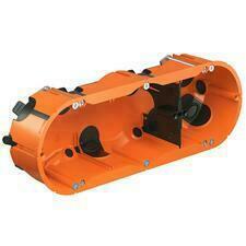 Krabice přístrojová do sádrokartonu KAISER O-range ECON 64/3