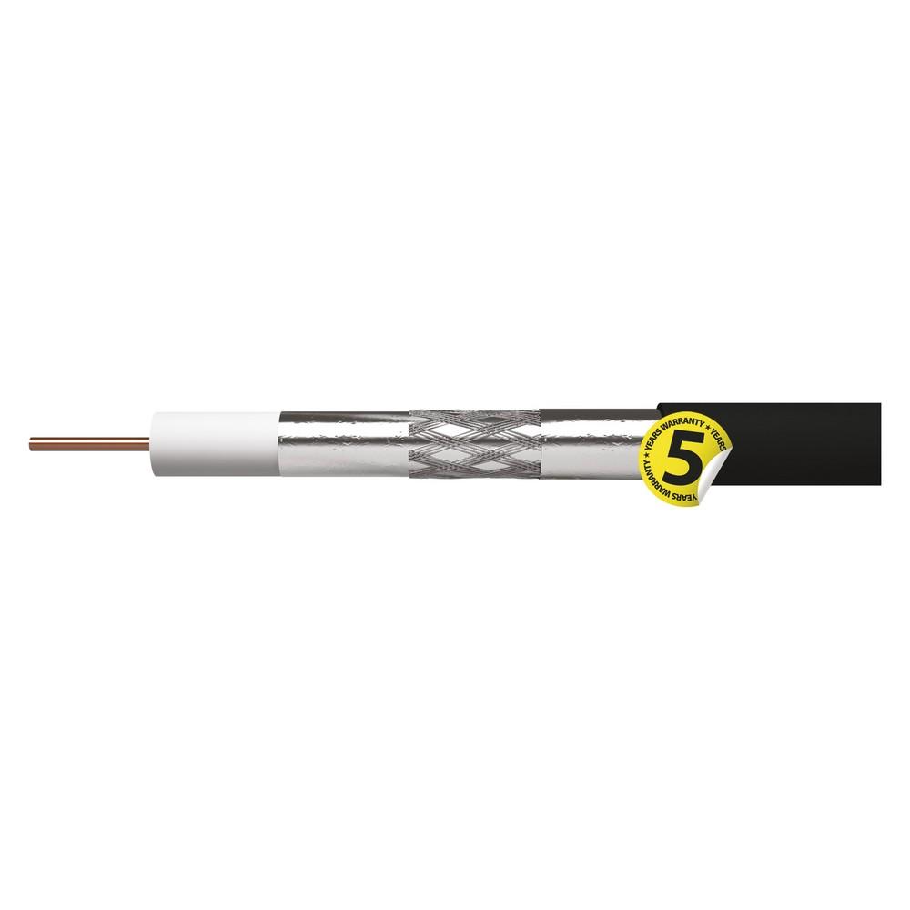 Kabel koaxiální CB113 UV (100m/bal)