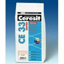 Spárovací cementová hmota Ceresit CE33super silver HENKEL balení 5kg
