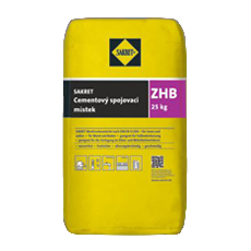 Cementový spojovací můstek Sakret ZHB, 25 kg/bal