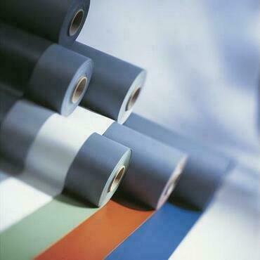 Hydroizolační fólie na bázi PVC Rhenofol C na detaily 1,5 mm, šíře 1,03 m, šedá