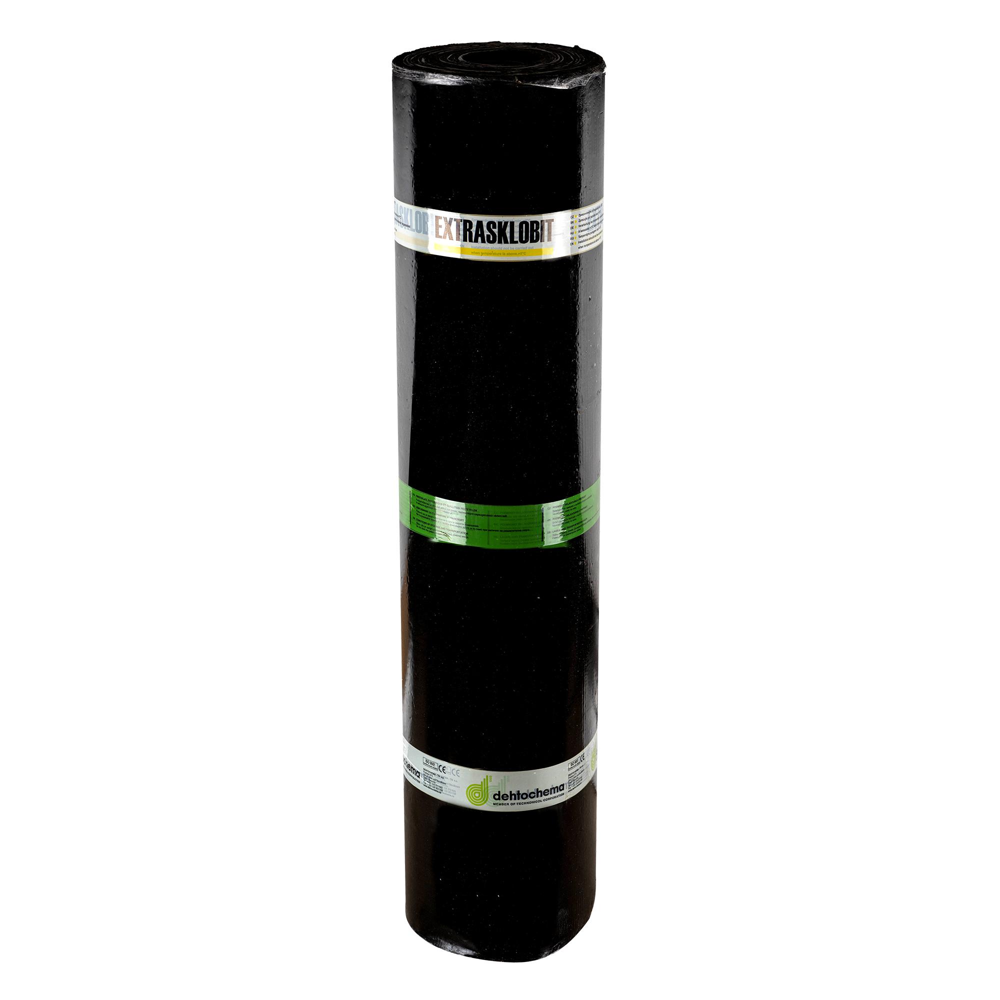 Asfaltový pás hydroizolační EXTRASKLOBIT PE (role/10 m2)