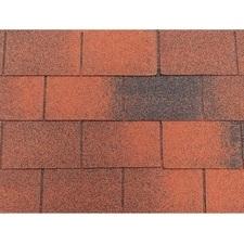 Šindel asfaltový Tegola ECO roof rectangular červený mix 3,05 m2
