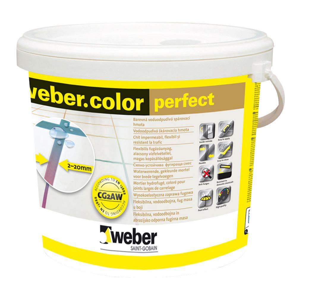 Cementové lepidlo Weber.for duoflex C2TES1, 25kg