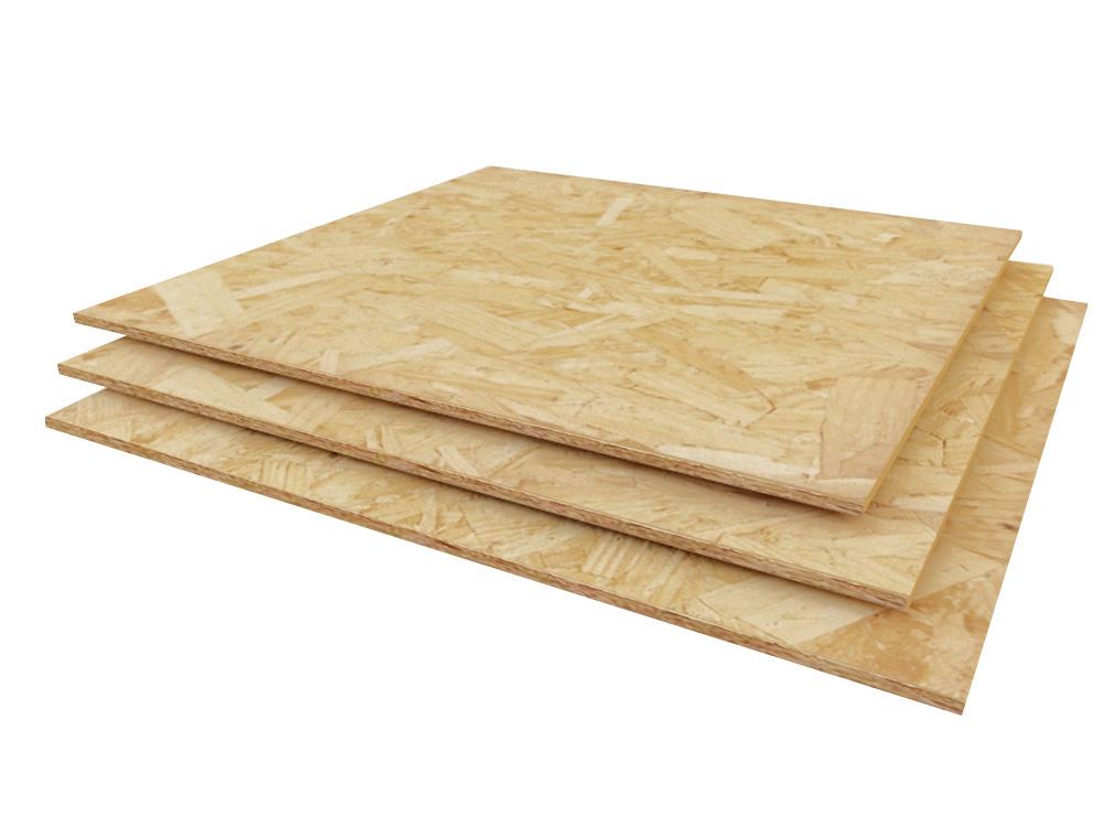 Dřevoštěpková OSB deska 22 mm (2500x675) mm pero-drážka