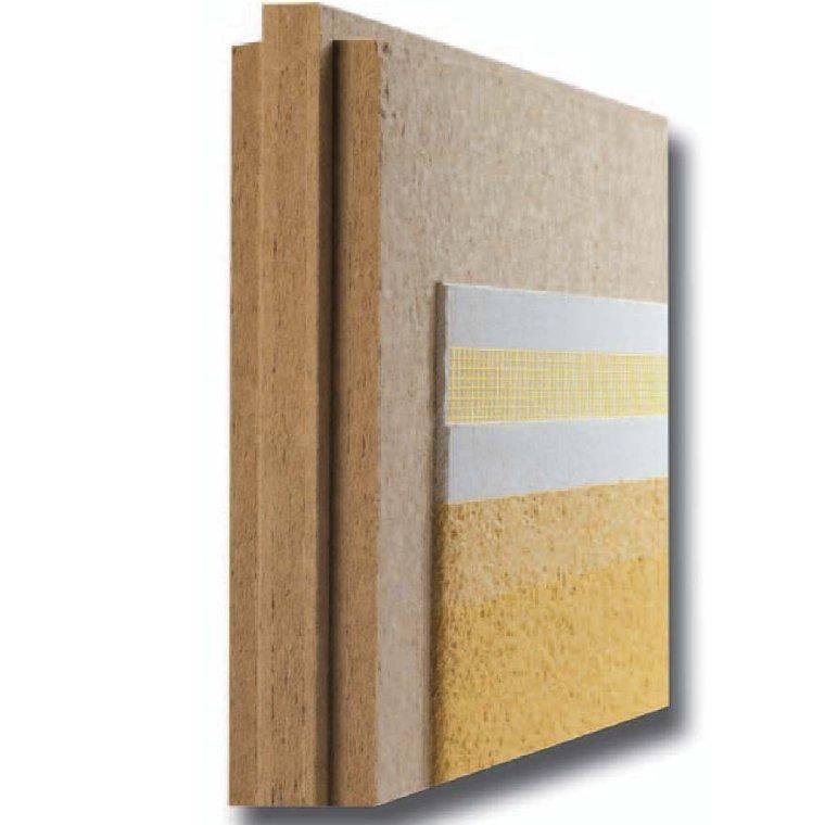Dřevovláknitá deska PAVATEX DIFFUTHERM tl. 60 mm, 580×1450 mm PD