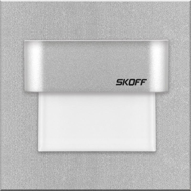 Svítidlo LED Skoff Tango 230VAC, 4000K, 1,8W, alu