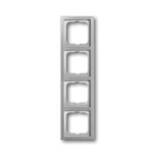 Rámeček čtyřnásobný Future linear, ocelová