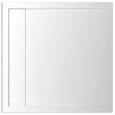 Vanička sprchová čtver. Teiko HERCULES 1000×1000×35 mm akryl