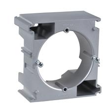 Krabice nástěnná Schneider Sedna, aluminium, vícenásobná