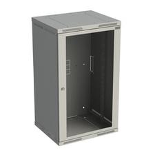 Rozvaděč datový 19'' SENSA 21U 600 mm, skleněné dveře