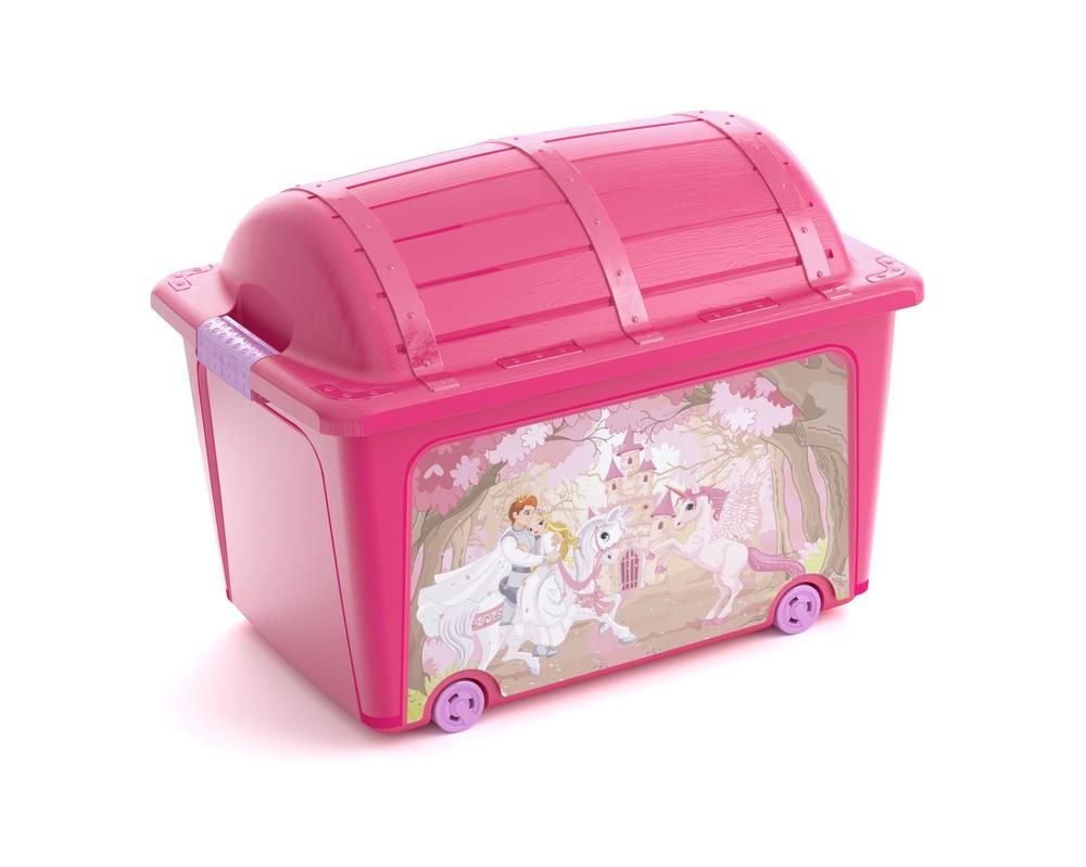 Úložný box motiv Princess