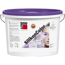 Barva fasádní Baumit SilikonColor probarvená 5 l