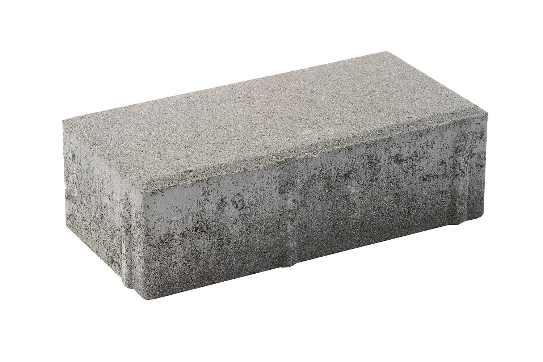 Betonová zámková dlažba FEROBET PARKETA přírodní, výška 45 mm