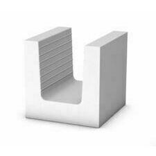Vápenopískový U překlad SENDWIX 8DF-U pro nosné stěny 250×240×240 mm