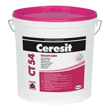 Fasádní barva Ceresit CT 54 silikátová, skupina A, 15 l