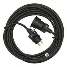 Kabel prodlužovací Emos 25 m 1,5 mm2 IP 65