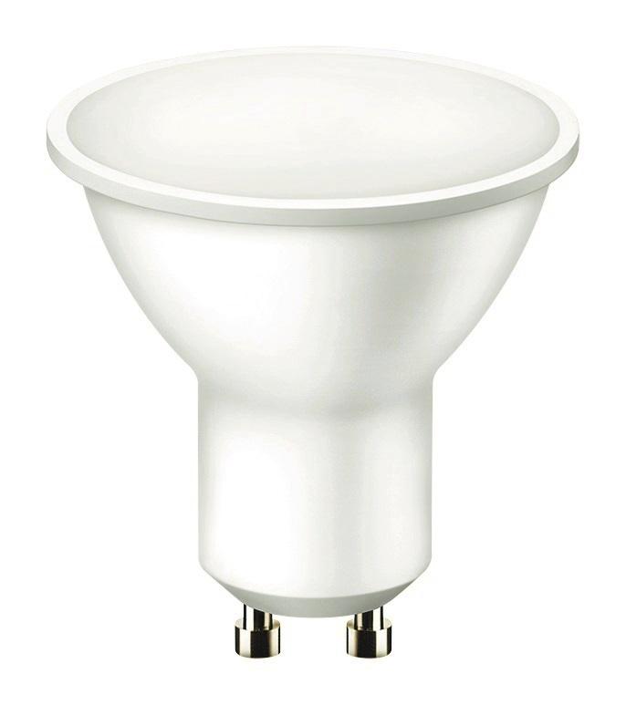 Žárovka LED Spot GU10 5,5W, 4000K