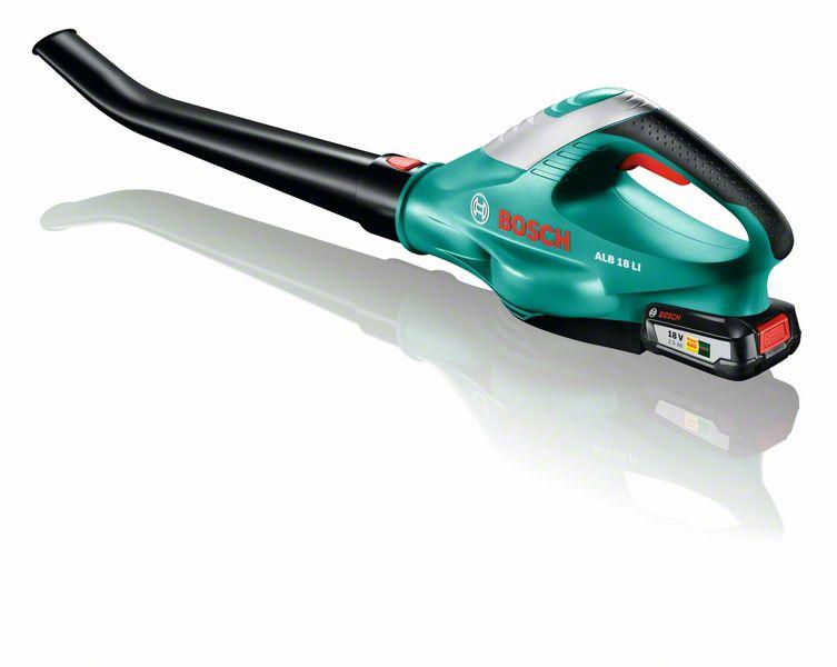 Akumulátorový foukač na listí Bosch ALB 18 LI (bez akumulátoru)