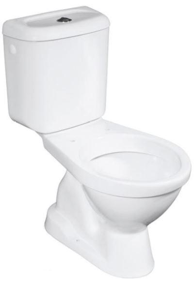Kombi WC JIKA EUROLINE (svislý)
