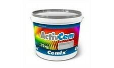 Omítka vysokopevnostní Cemix ActivCem Z 1,5 mm bezpř., 25 kg