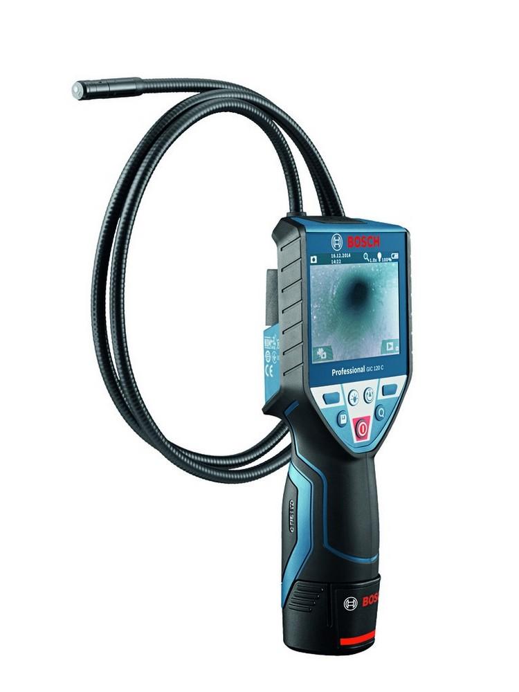 Monitorovací akumulátorová kontrolní kamera Bosch GIC 120 C