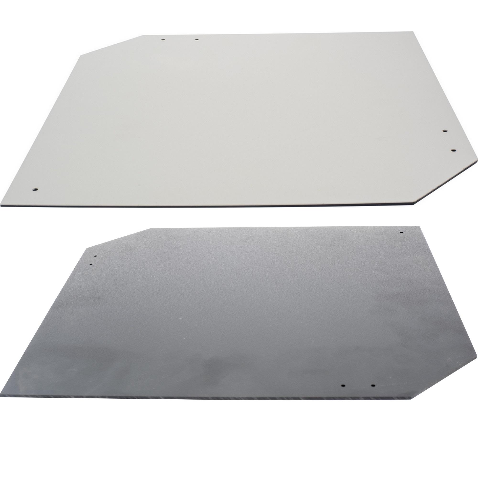 Taška plastová ECOROOF šablona oboustranná antracit / šedá