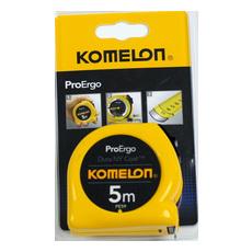 Metr svinovací KMC 5mx19mm KOMELON - 110005