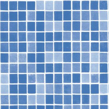 Bazénová fólie z PVC-P ALKORPLAN 3000 mozaika byzanc 1,5 mm, šíře 1,65 m