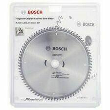 Kotouč pilový Bosch Eco for Aluminium 250×30×3 mm 80 z.