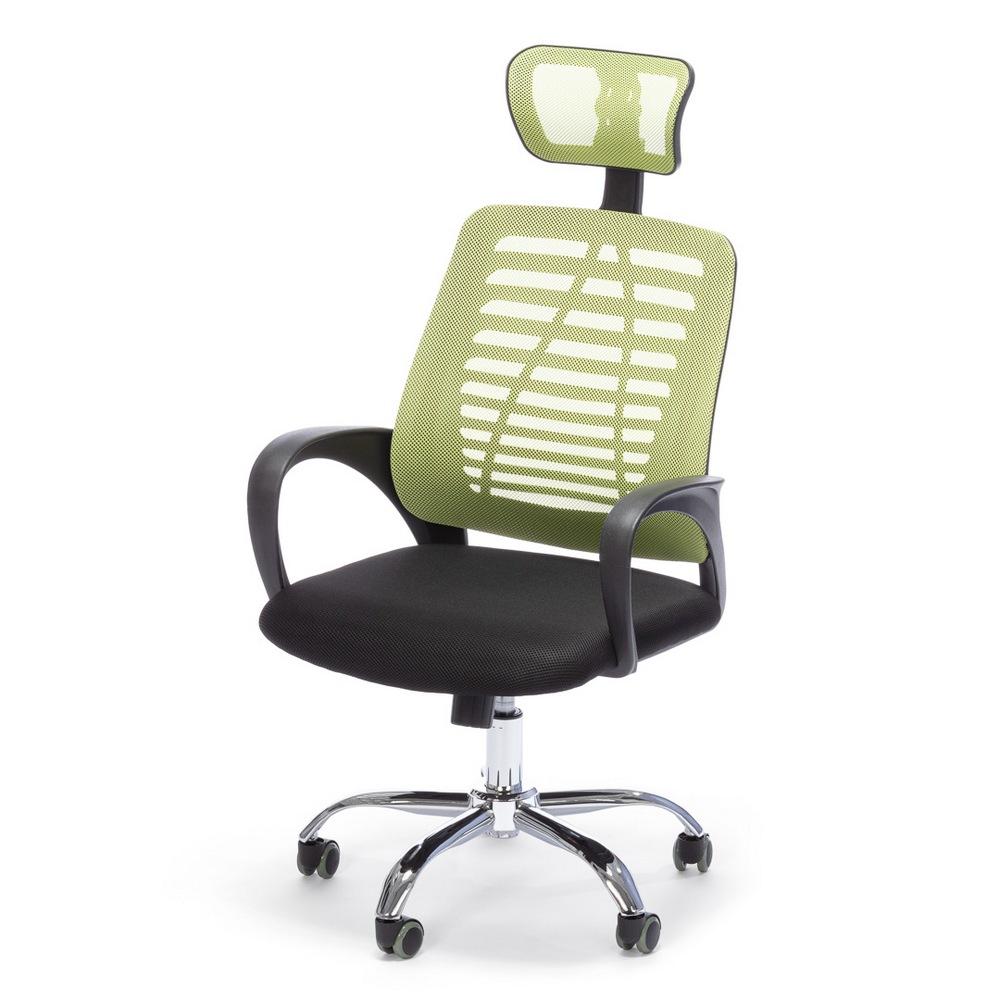 Kancelářská židle JONES žlutá, cena za ks