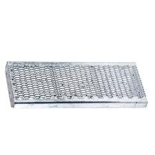 Stupeň schodišťový ocelový tahokov 1000×270 mm