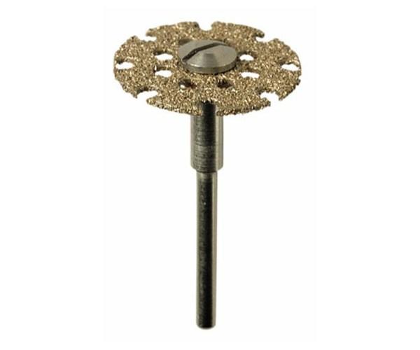 Karbidový řezací kotouč Dremel 542, 25,4 mm
