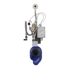 Radarový splachovač na liště Sanela SLP 07Z, 230 V AC