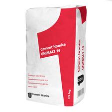 Cement pro zdění Hranice UNIMALT 14  25kg
