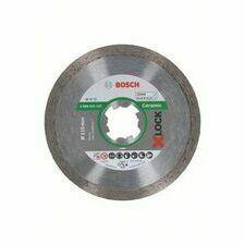 Kotouč řezný diamantový Bosch Standard for Ceramic X-LOCK 115×22,23×1,6×7 mm