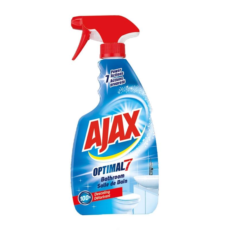 Čistící sprej do koupelen AJAX Optimal 7, 500 ml, cena za ks