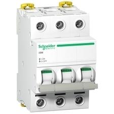 Vypínač Schneider Acti 9 iSW A9S65340, 3pól, 40 A, 415 V