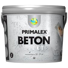 Hmota stěrková PRIMALEX Beton EFEKT S 3000-N 10 l
