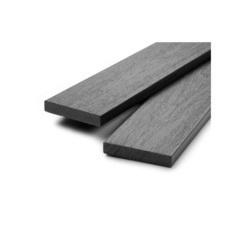 Plotovka dřevoplastová DŘEVOplus PROFI grey oblouk 15×138 mm