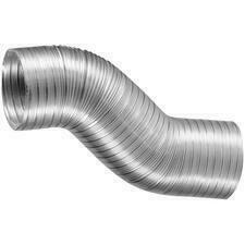 Potrubí flexo Al, průměr 125×600–2500 mm