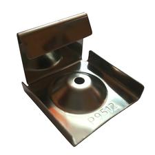Nerezové spony pro hliníkové podkladní profily Twinson, 9512