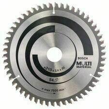 Kotouč pilový Bosch Multi Material 210×30×1,8 mm 54 z.