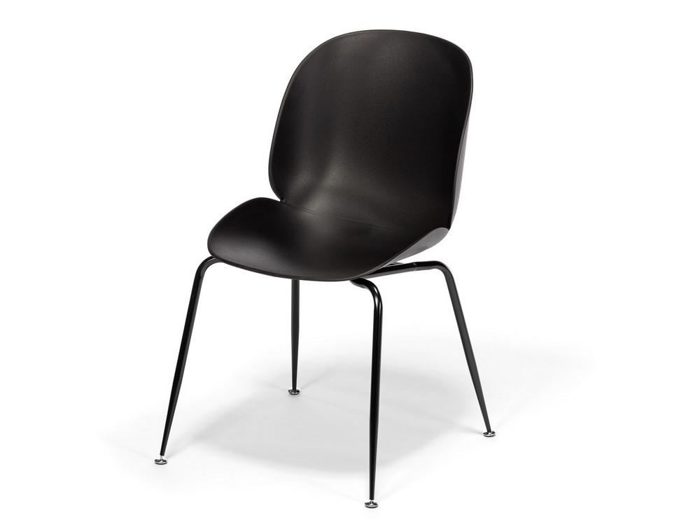 Jídelní židle SALLY černá, cena za ks