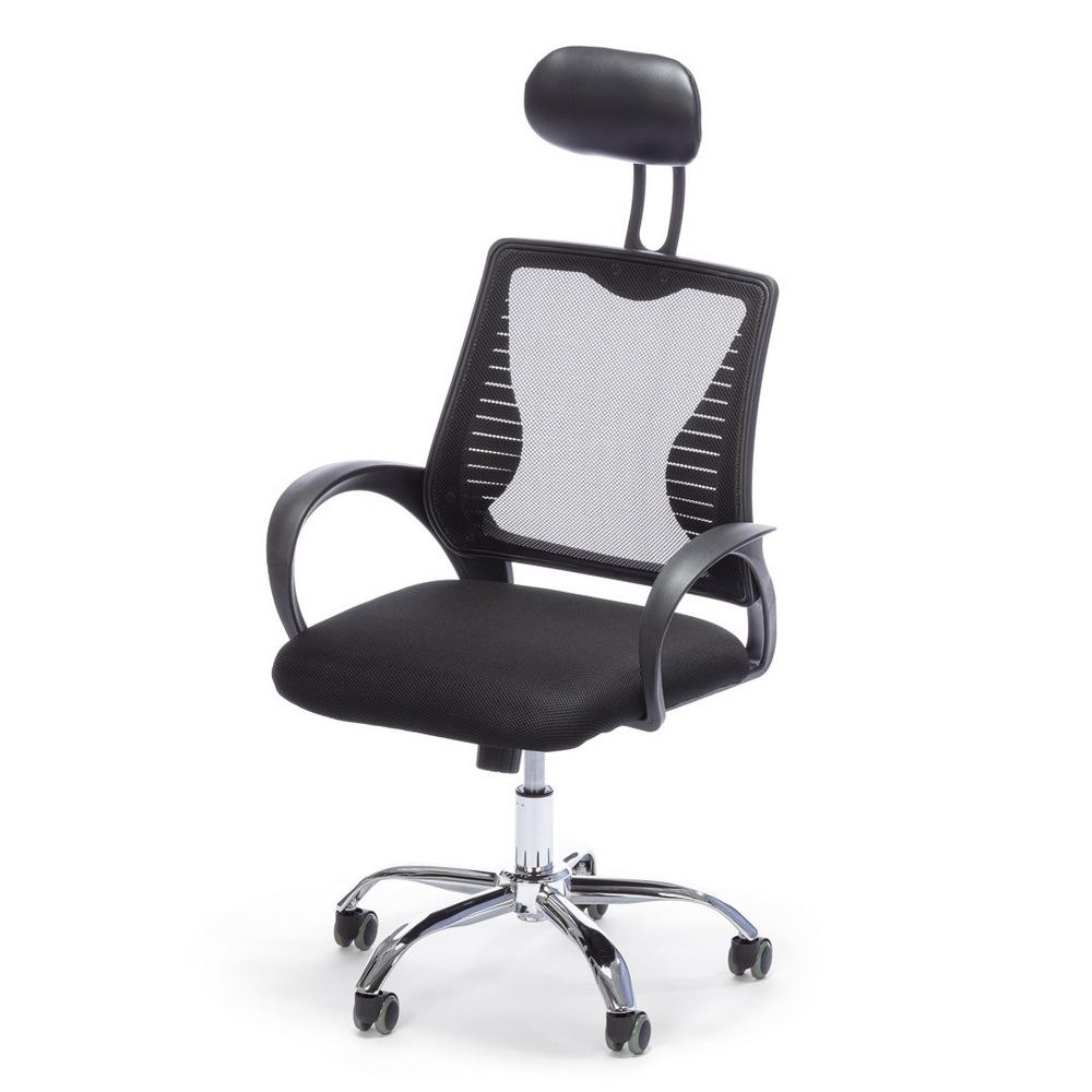 Kancelářská židle JANES černá, cena za ks