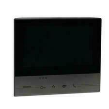 "Videotelefon Bticino Classe 300 Wi-Fi, antracit, 7 """