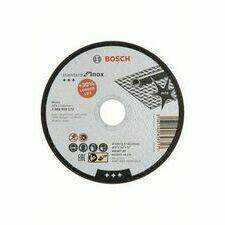 Kotouč řezný Bosch Standard for Inox 125×1,6 mm